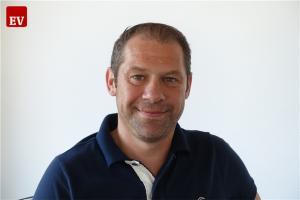 Seit diesem Jahr als Sportleiter aktiv: Erkan Saritekin.
