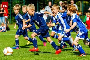 65 Jugendmannschaften haben sich für die Turniere am Samstag und Sonntag bei Fortuna angemeldet.