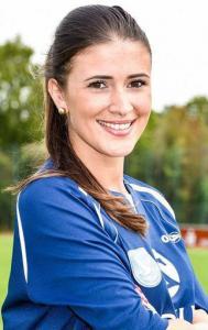 Melissa Araujo erzielte ein Tor und bereitete zwei weitere vor