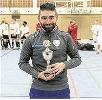 Bester Torschütze des Turniers: Fabio da Costa Pereira
