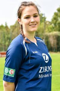Vivian Büchter erzielte das zwischenzeitliche 1:4