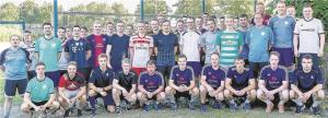Trainings-Start bei Fortuna Emsdetten