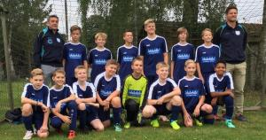 D1-Junioren Fortuna Emsdetten 2016/2017