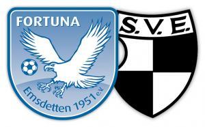 Derby Zwischen Fortuna Emsdetten I und Emsdetten 05 III