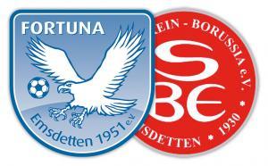 Sonntag steigt an Lange Walter das Derby zwischen Fortuna I und Borussia III