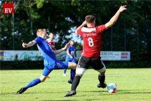 1. Pokalrunde: 1:1 zwischen den Kreisliga-Favoriten Emsdetten und Ochtrup nach 90 Minuten