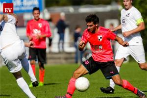 Freddy Uda spielte schon bei Emsdetten 05 II unter Trainer Francesco Catanzaro. Jetzt folgt die Wiedervereinigung bei Fortuna Emsdetten.