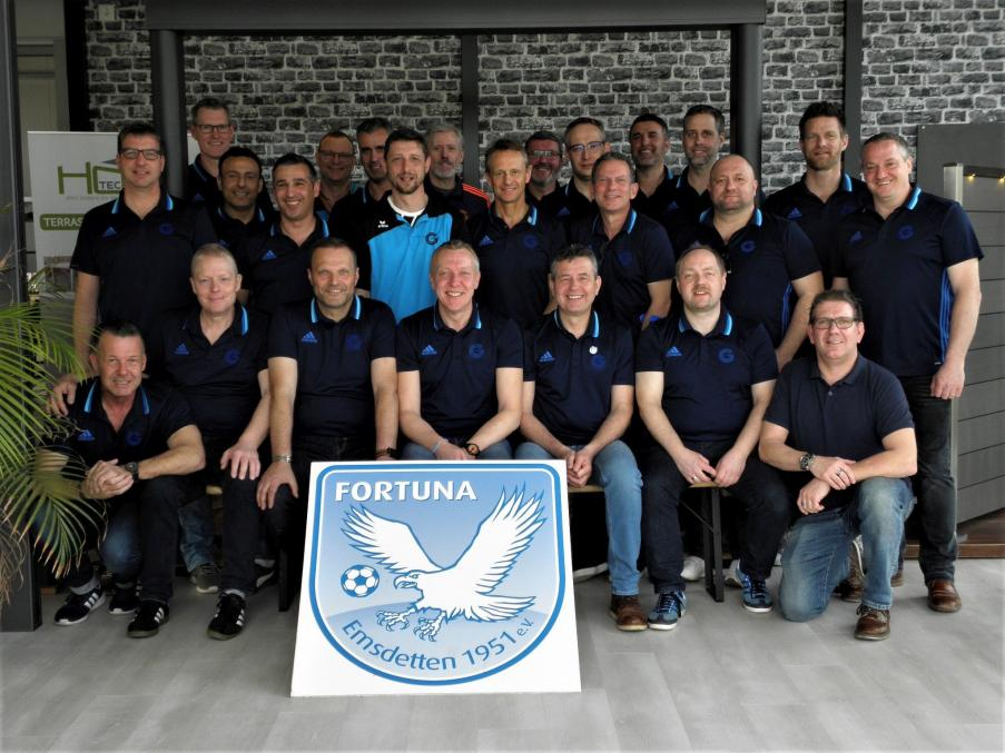 Fortuna Emsdetten - Altherren 2019/2020
