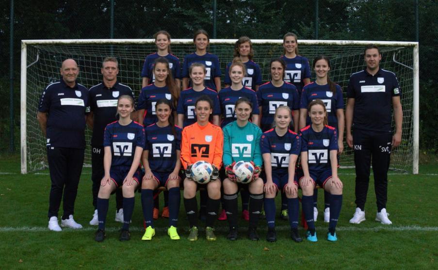 Fortuna Emsdetten - 1. Damenmannschaft 2019/2020