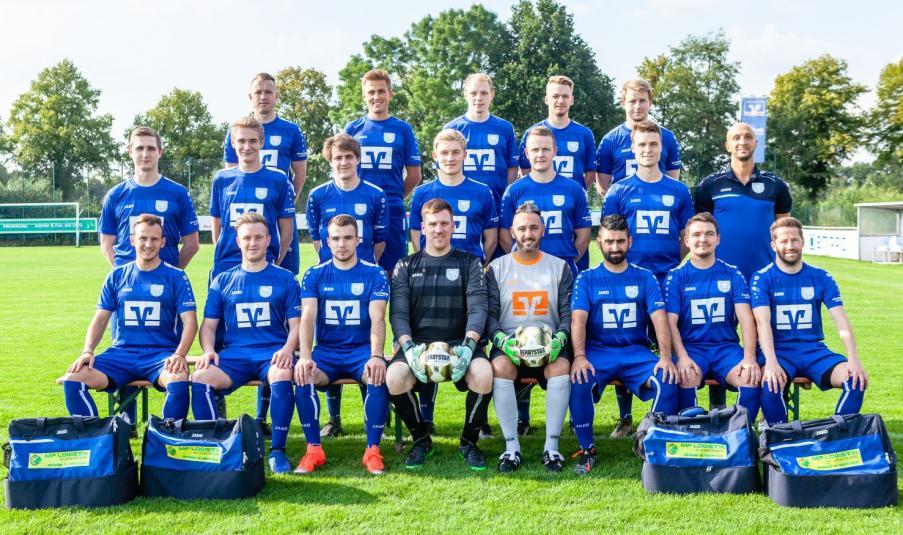 Fortuna Emsdetten - 1. Mannschaft 2019/2020